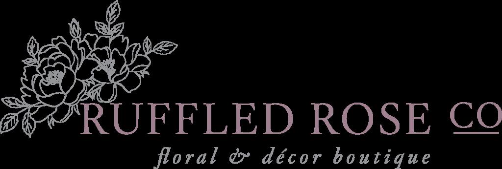 Ruffled Rose logo WEB