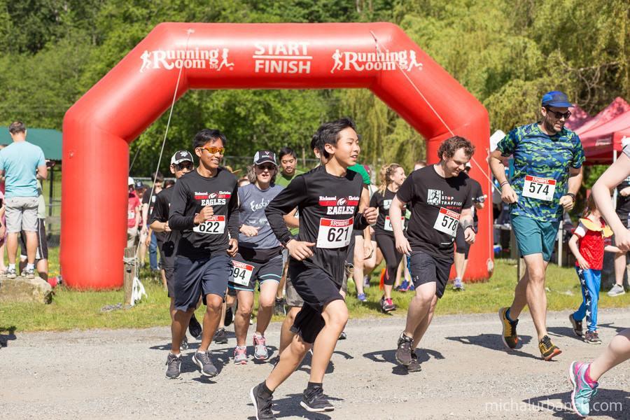 run pic for Ricjmond school